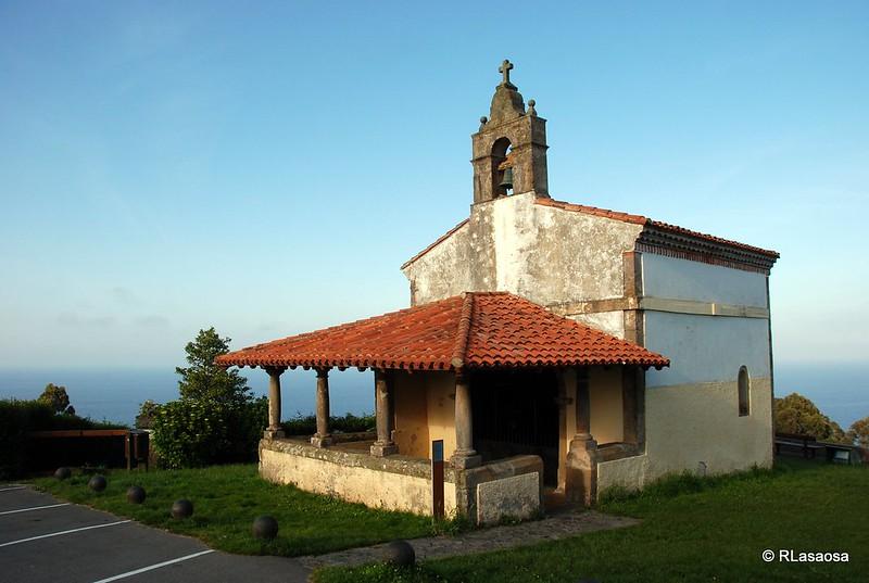 Ermita de San Roque, Lastres