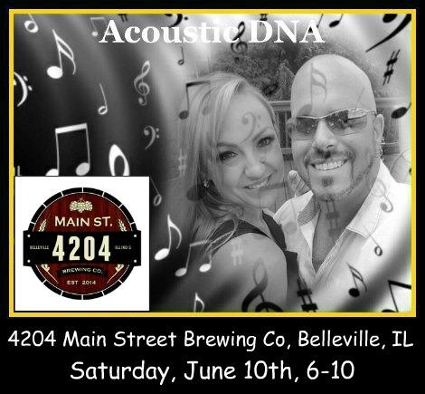 Acoustic DNA 6-10-17