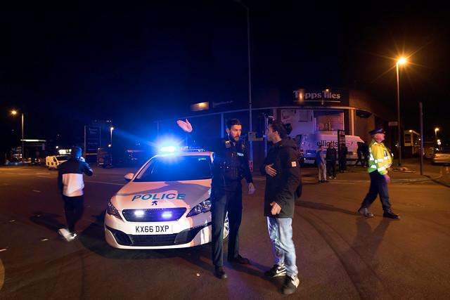 Manchester Arena blast