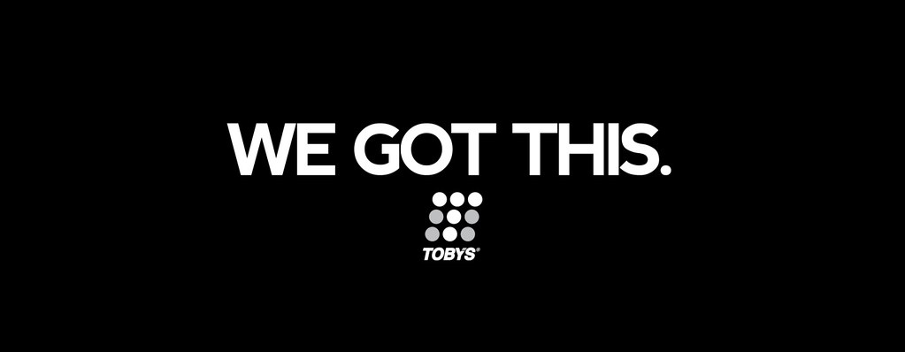 "It takes a great deal of work in achieving that perfect body and active lifestyle, but Toby's Sports ""We Got This"" campaign wants every individual to know that rest, focus, and dedication are just as important."