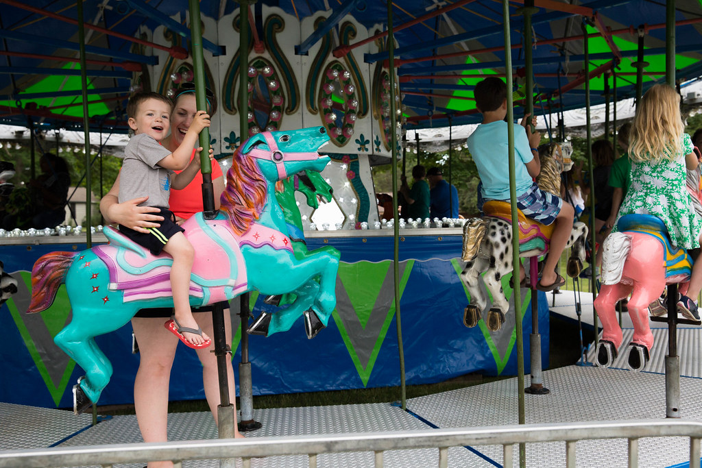 Summer Fun Kicks off at Meridian Township's Fun in the Sun Day Event