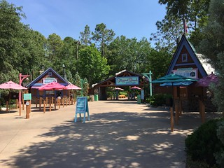 Entrance to Blizzard Beach Water Park | by Disney, Indiana