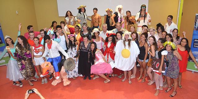 cérémonie annuelle de fin de la Première Année Commune aux Etudes de Santé (PACES)