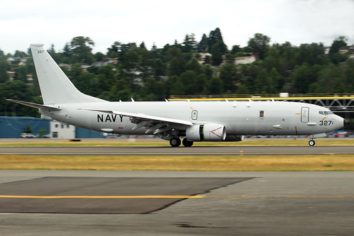 Boeing P8A Poseidon USN 169327 LN6189