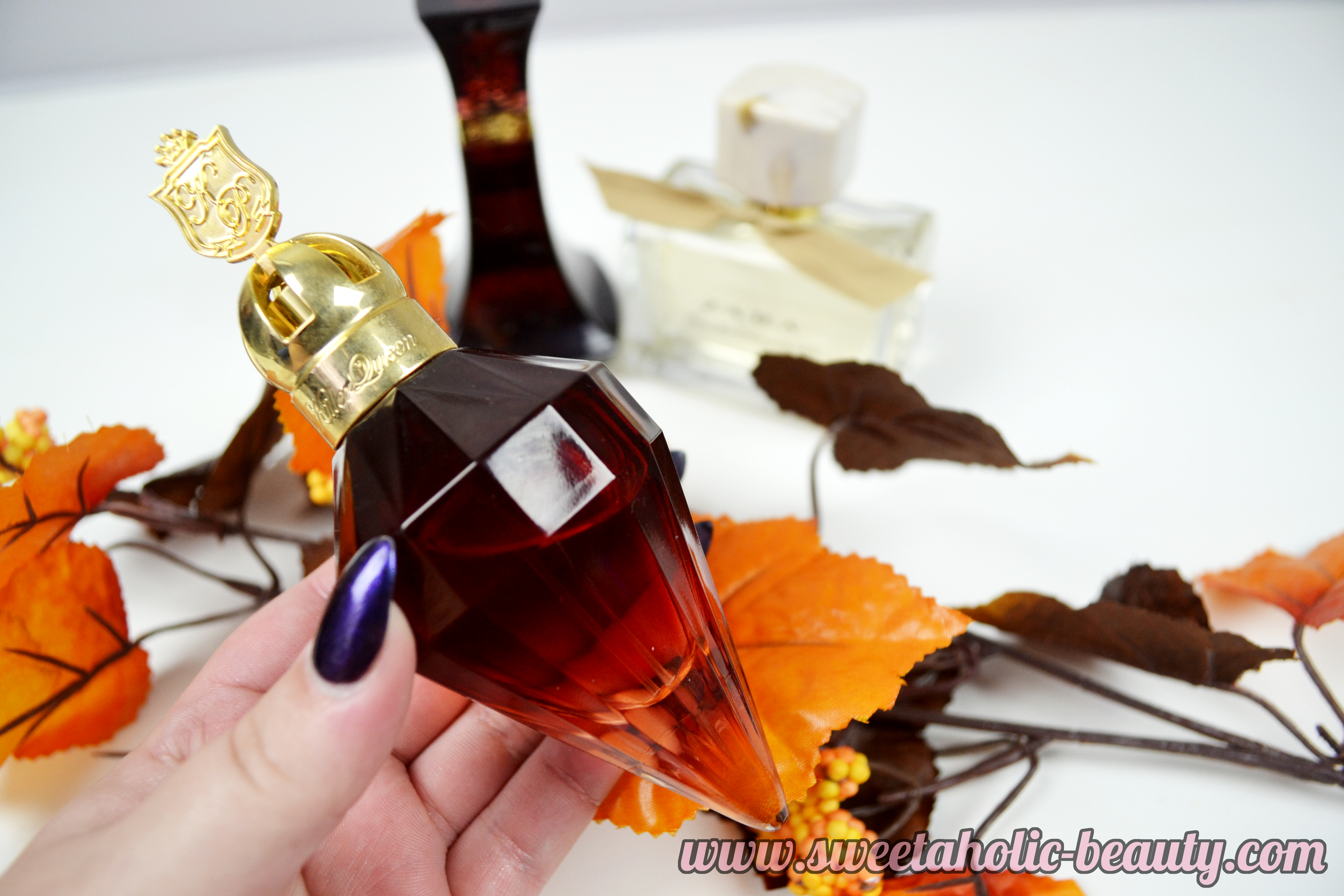My Current Autumn Fragrances - Sweetaholic Beauty