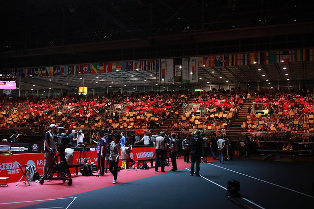 Day 7 - 2017 World Table Tennis Championships
