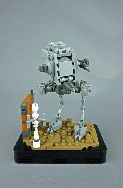AT-ST, by Rogue Bantha, on Flickr