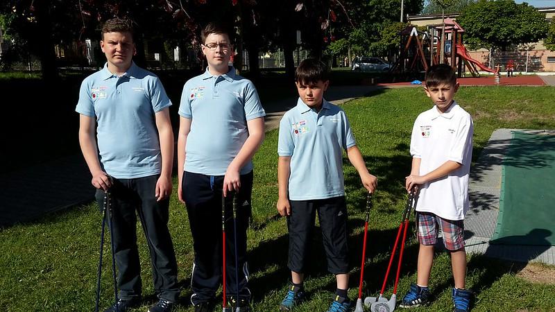 Snag golf turnaj