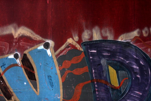 Graffiti train IV