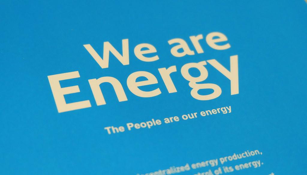 民眾就是能源。翻攝自首爾「省下一座核電廠」文宣
