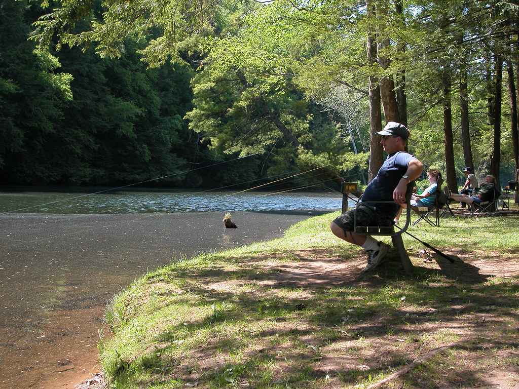 Kettle creek state park the 167 acre kettle creek for Free fishing day 2017 pa