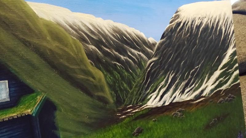 Idyllische Berghütte 2