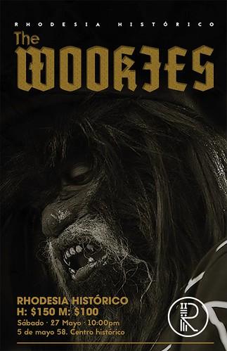 The Wookies en Querétaro