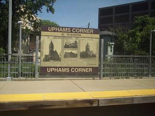 Uphams Corner