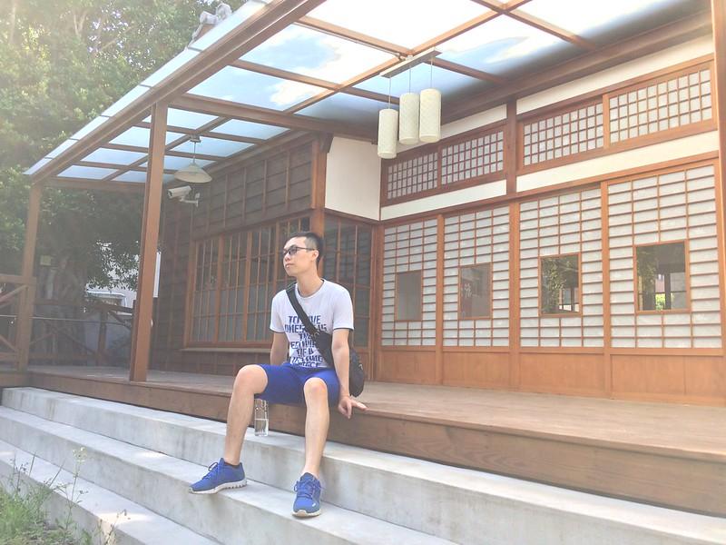 清水國小 日式宿舍群