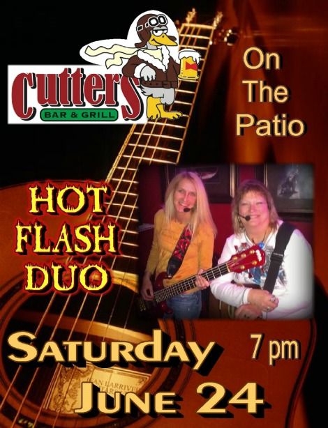 Hot Flash Duo 6-24-17