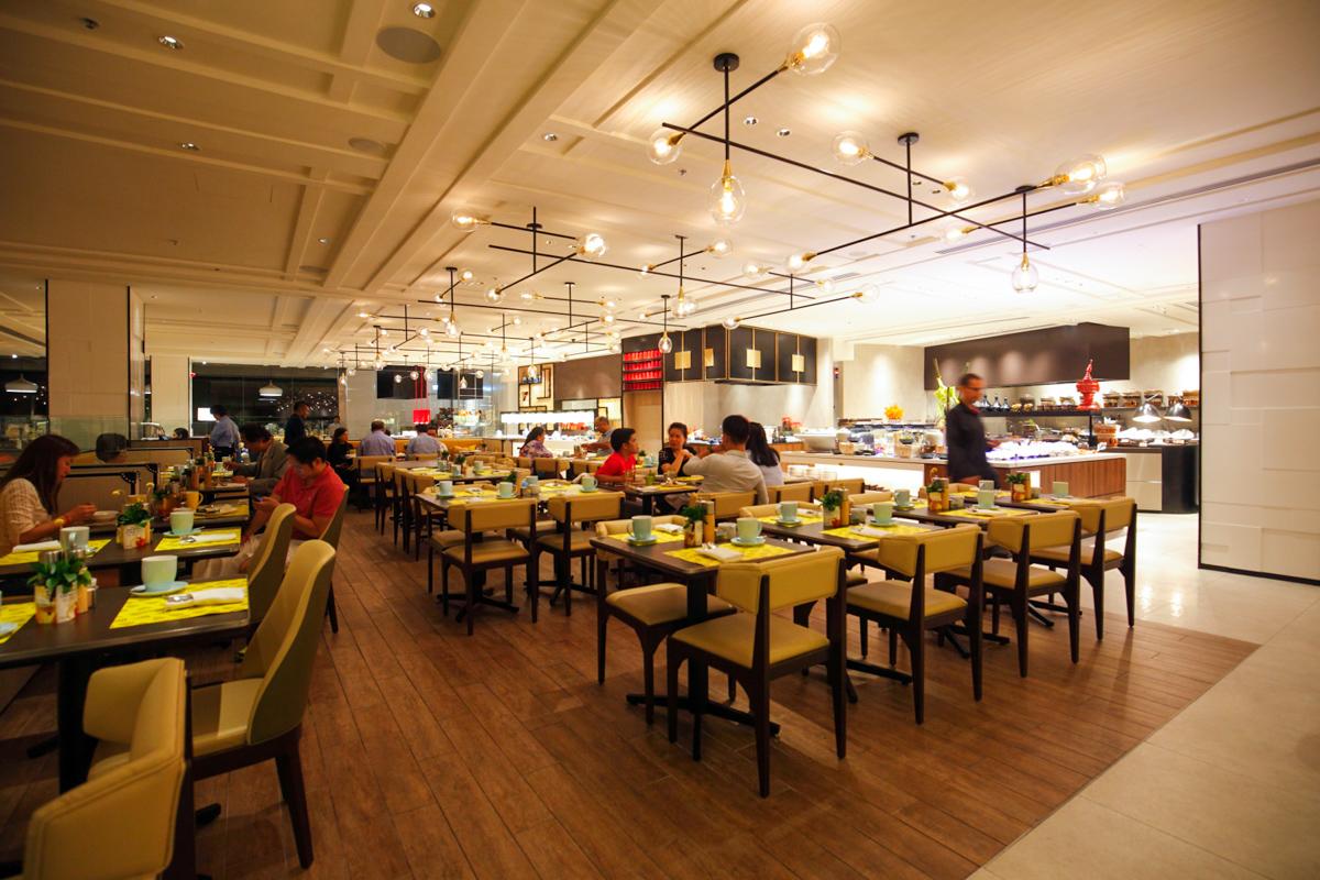 Shangri-la Lemon Garden Buffet Restaurant