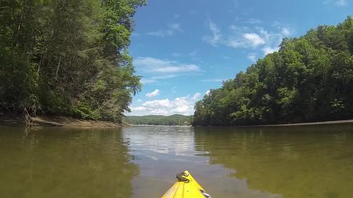 Lake Keowee and Estatoe Creek-005