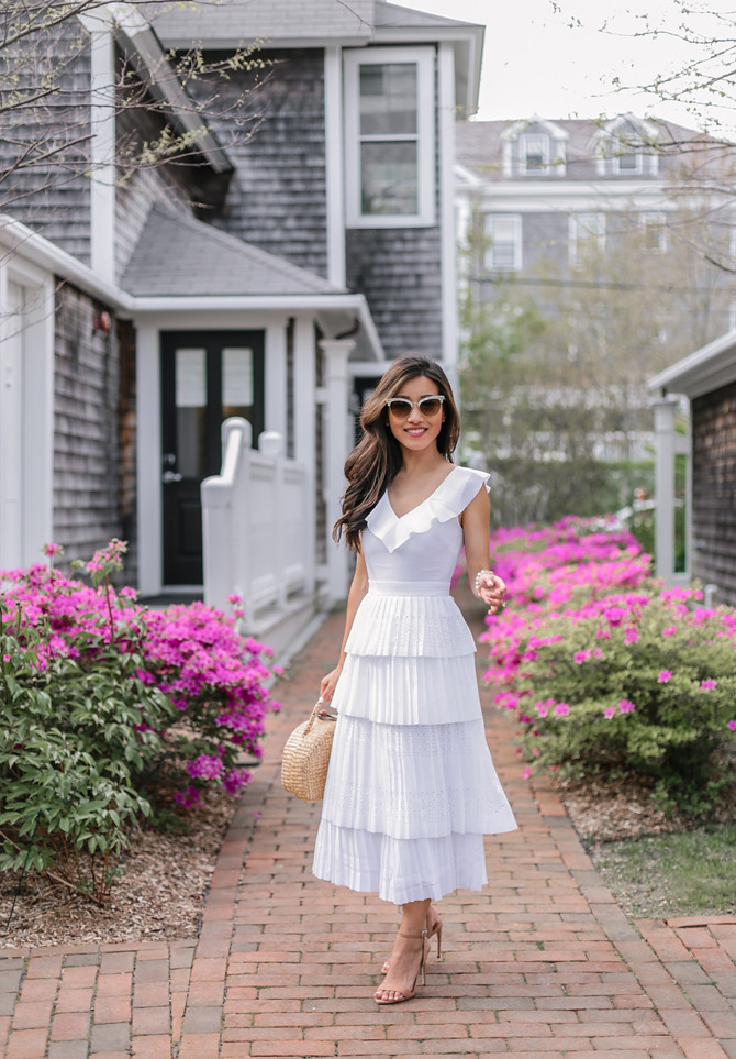 white maxi dress for bridal shower rehearsal dinner petite outfits