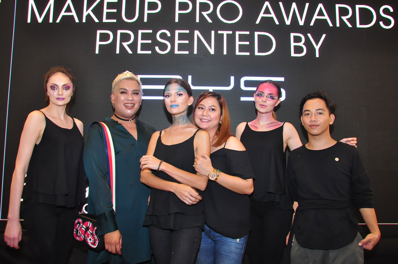 12 SM Beauty Pro Card - Glam Session - She Sings Beauty by Gen-zel