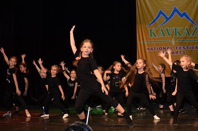 Национальной конкурс-фестиваль «Кавказ2017»