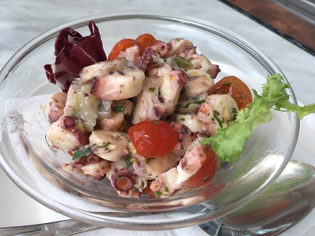 Ceviche de pulpo - The Chipiron