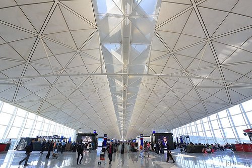 Hong Kong International Airport T2