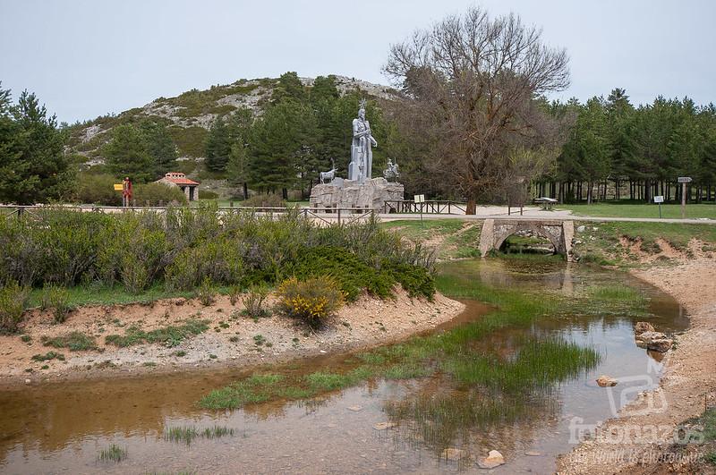 Nacimiento del Río Tajo