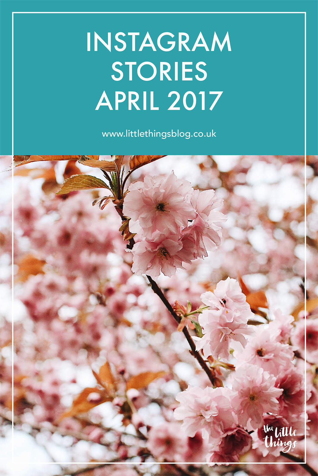April 2017 Instagram stories travel blogger UK