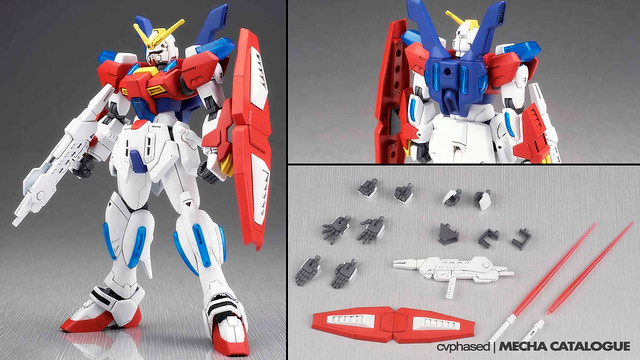 """GM's Counterattack"" - HGBF (Unnamed Gundam)"