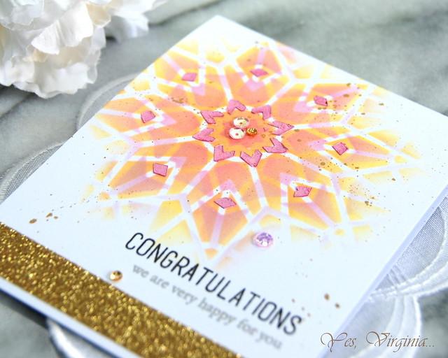 congratulations (Kaleidescope#3)