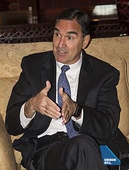 American Airlines Art Torno, vicepresidente Senior de Iniciativas (Vicente Quezada)