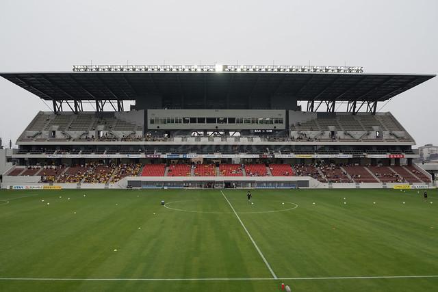 J3 - 2017.6.10 - Giravanz Kitakyushu vs GAMBA OSAKA U-23 (1)