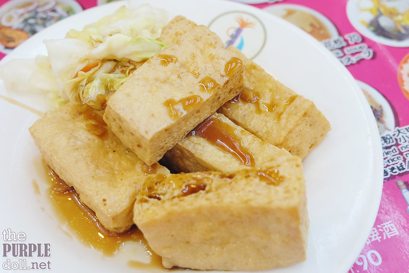 21 Stinky Tofu at Shilin Night Market (NTD 50)