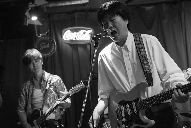T.G.I.F. blues session at Terraplane, Tokyo, 09 Jun 2017 -00068