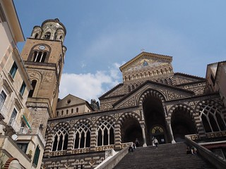 Amalfi Cathedral | by M_Strasser