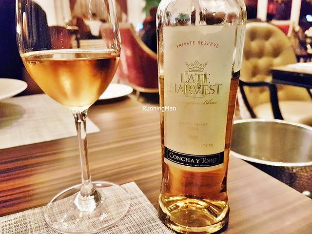 Wine Concha Y Toro Private Reserve Late Harvest Sauvignon Blanc