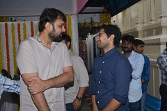 VarunTej New Movie Opening Stills