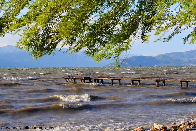 Vento sul lago