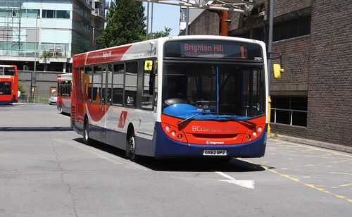 Stagecoach South 27829 GX62BPZ
