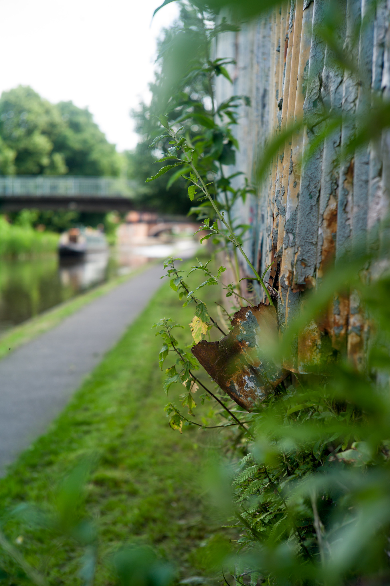 Worcester - Brum Canal