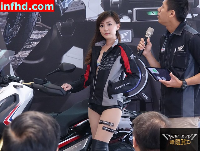 20170617 Honda X-ADV RR 高雄店頭髮表會
