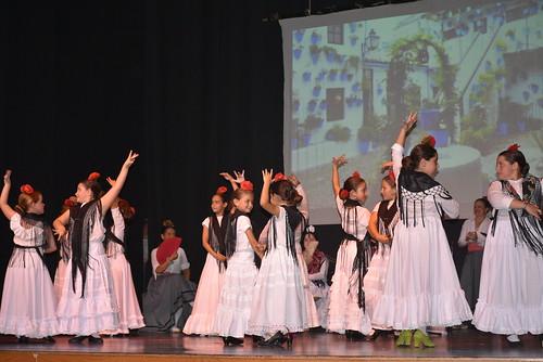 Espectáculo de danza homenaje a los Álvarez Quintero de Ana Valme Ortega