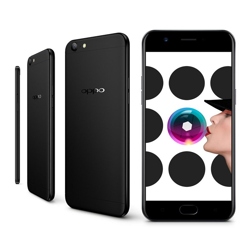 Oppo A57 and F3 in Black launch