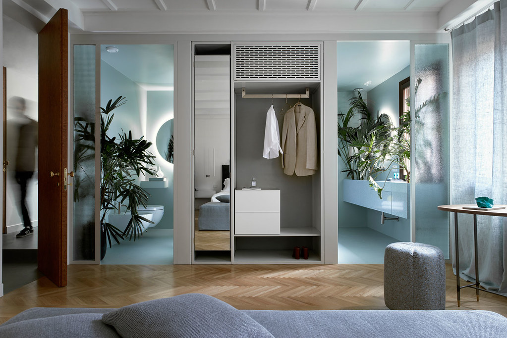 Modern floral design apartment in the heart of Venice Sundeno_09