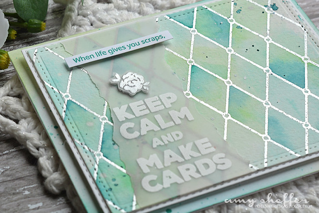Keep Calm and Make Cards
