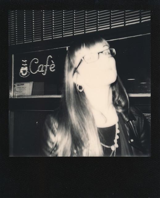 Marta at coffee
