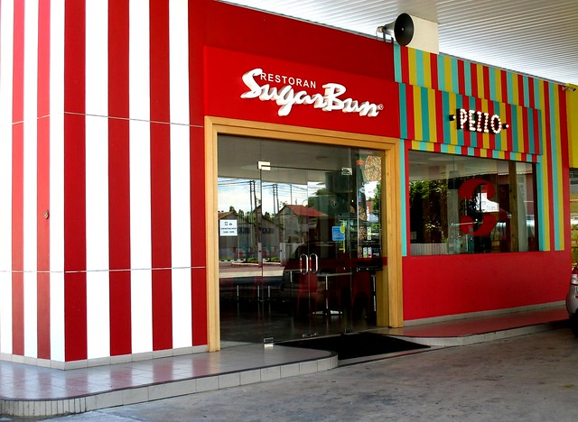 Sugar Bun Sg Merah