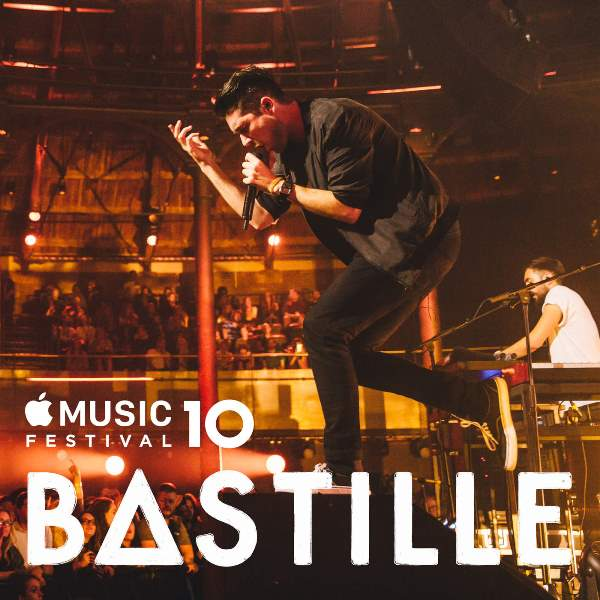 Bastille - Apple Music Festival London 2016