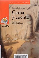 Gonzalo Moure, Cama y Cuento